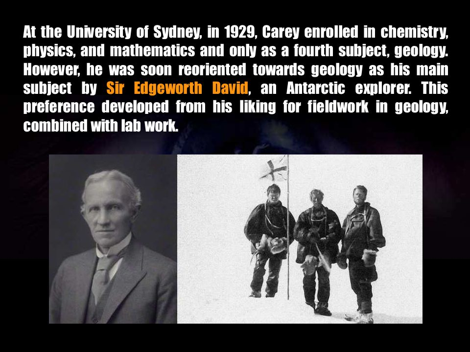 Careys father was a printer, who became a public lecturer when he arrived in Australia. His mothers people were early Australian settlers. The Carey h