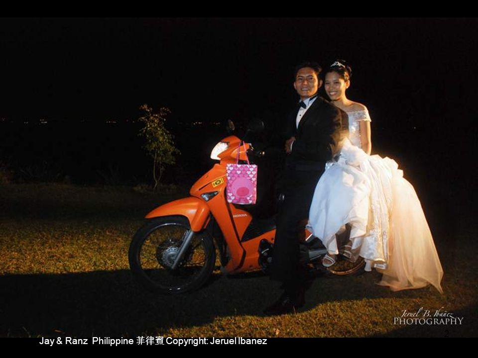 Jay & Ranz Philippine Copyright: Jeruel Ibanez 2