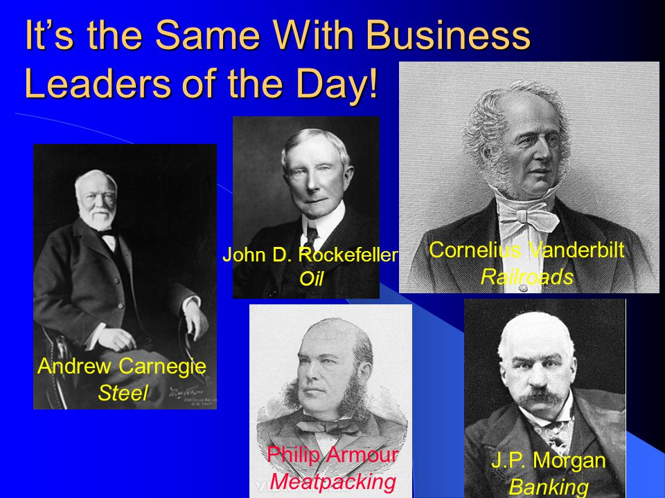 Different Leaders Organize in Different Ways.