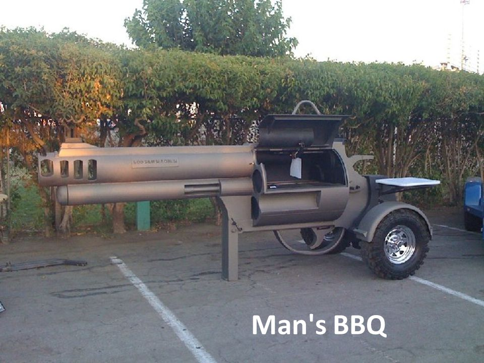 Man s BBQ