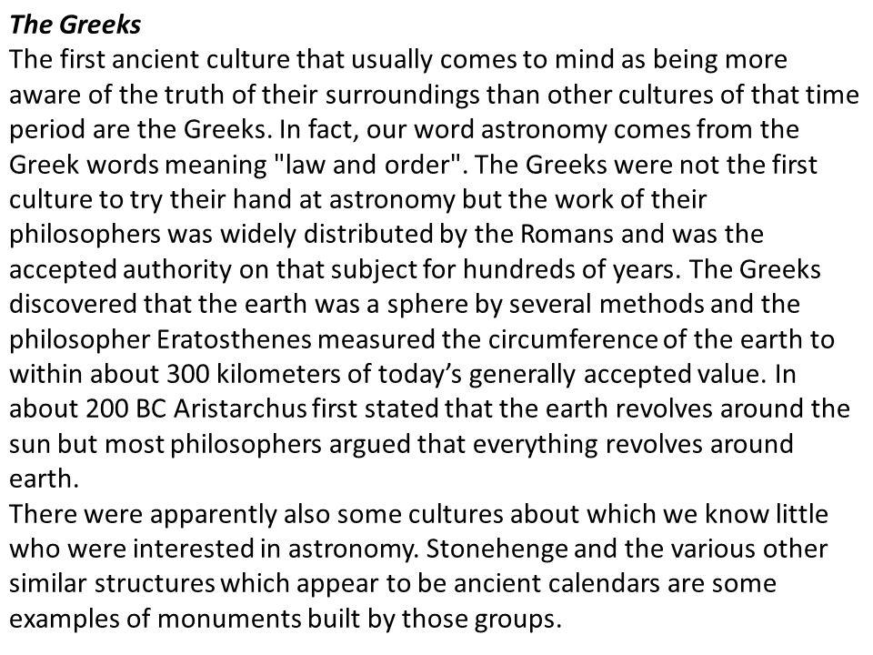 Ptolemy Around 150 A.D.Ptolemy (100?-165.