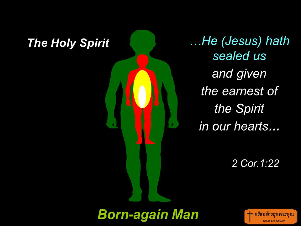 Jesus is the only one who baptize us....He (Jesus) shall baptize you with the Holy Ghost Mark 1:8 Born-again Man Baptism in the Holy Spirit