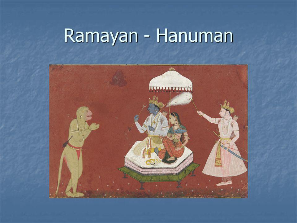 Ramayan - Hanuman