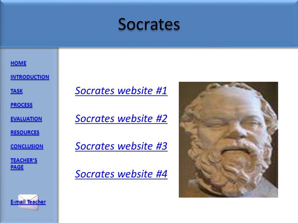 HOME INTRODUCTION TASK PROCESS EVALUATION RESOURCES CONCLUSION TEACHERS PAGE TEACHERS PAGE E-mail Teacher E-mail Teacher Pericles website #1 Pericles website #2 Pericles website #3 Pericles website #4