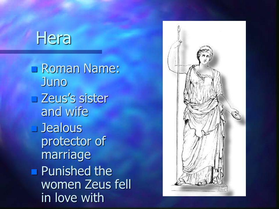 Poseidon n Roman Name: Neptune n God of the Seas and Waters n The Earthshaker