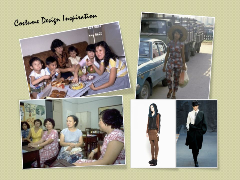 Costume Design Inspiration