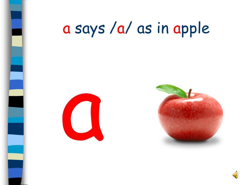 14 n says /n/ as in nut n