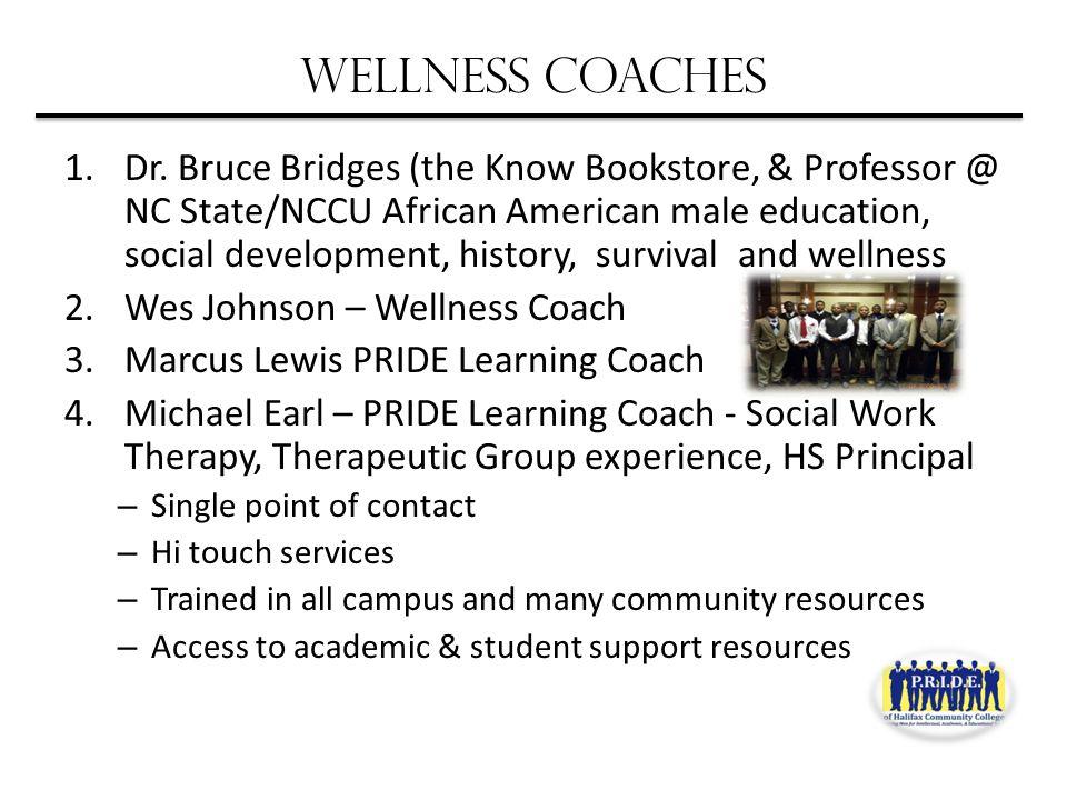 Wellness Coaches 1.Dr.