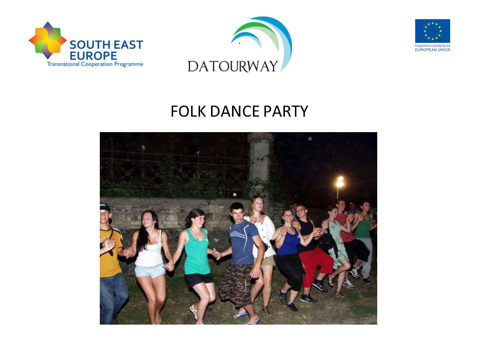 . FOLK DANCE PARTY
