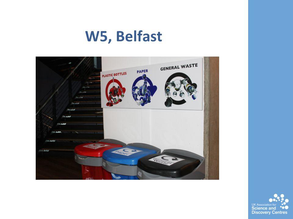W5, Belfast