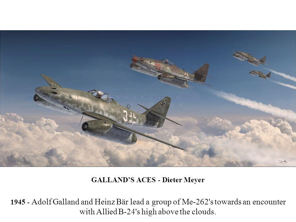 SPLASH LANDING – Gareth Hector 1943 J.G.