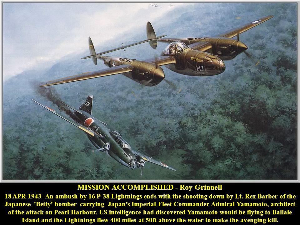 HARTMANN S LAST VICTORY - Mark Postlethwaite MAY 1945 - The highest scoring fighter pilot in history, Erich Hartmann shoots down his last victim, his 352nd, a Soviet Yak-9 Fighter over Brno in Slovakia.