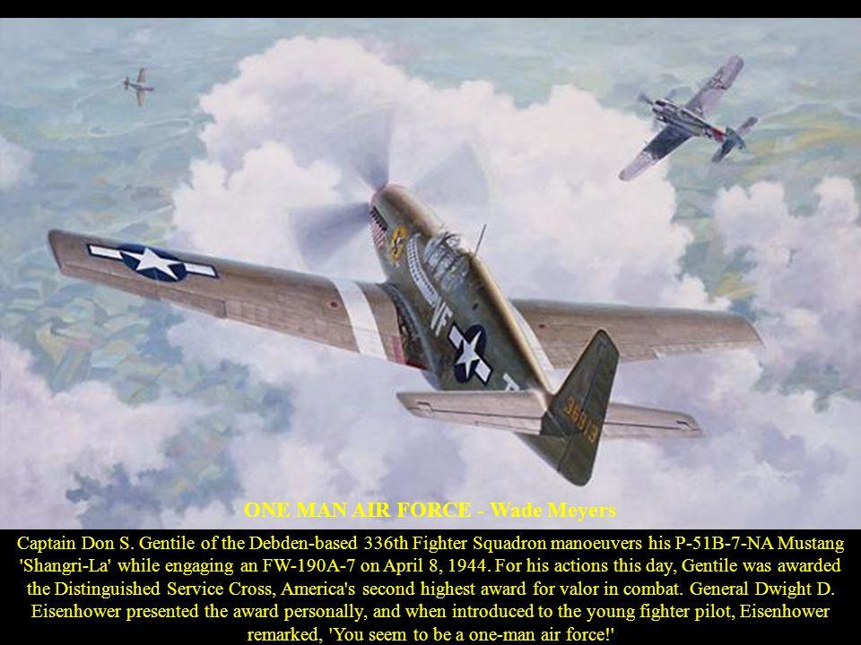 SHARK SIGHTING - John D.Shaw 1942 - Kunming, China.