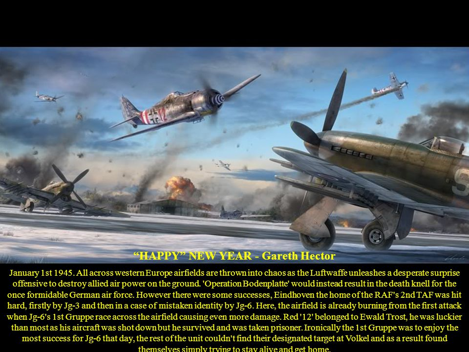RED TAILED BLACK ANGELS - Stu Shepherd 1944 - The Tuskegee Airmen of 322 Ftr Gp were known as the Red-Tailed Black Angels with their black fuselage an