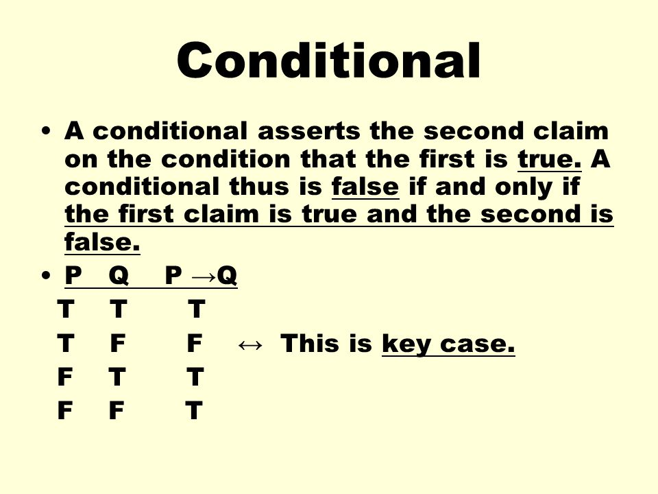Truth Functional Logic-2 Arguments and Truth Tables
