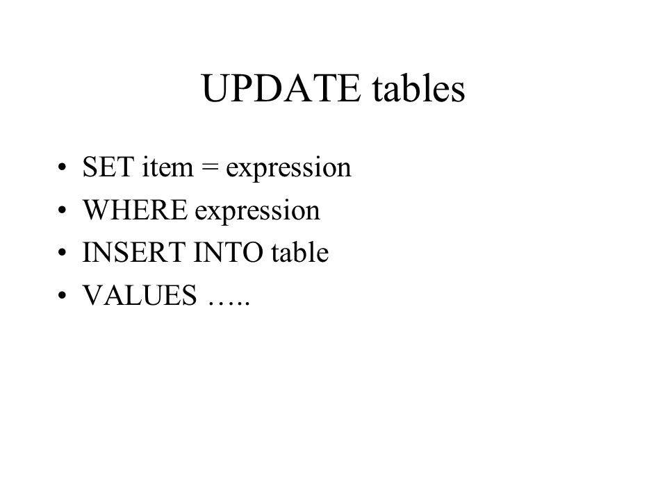 Database Normalization Normalization: The process of structuring data to minimize duplication and inconsistencies.