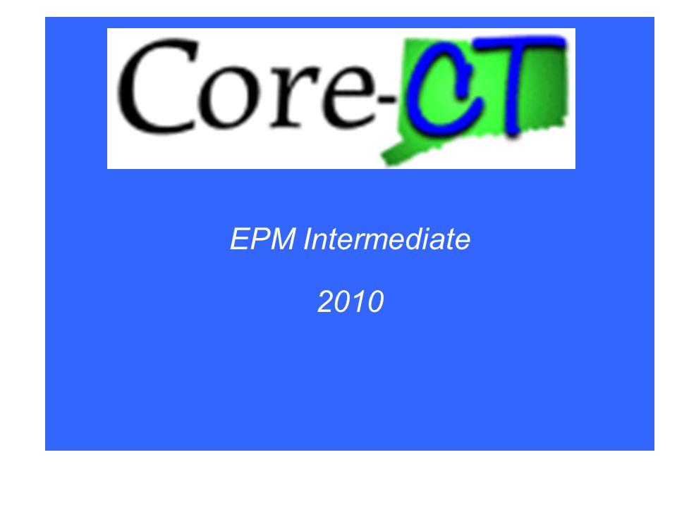 EPM Intermediate 2010