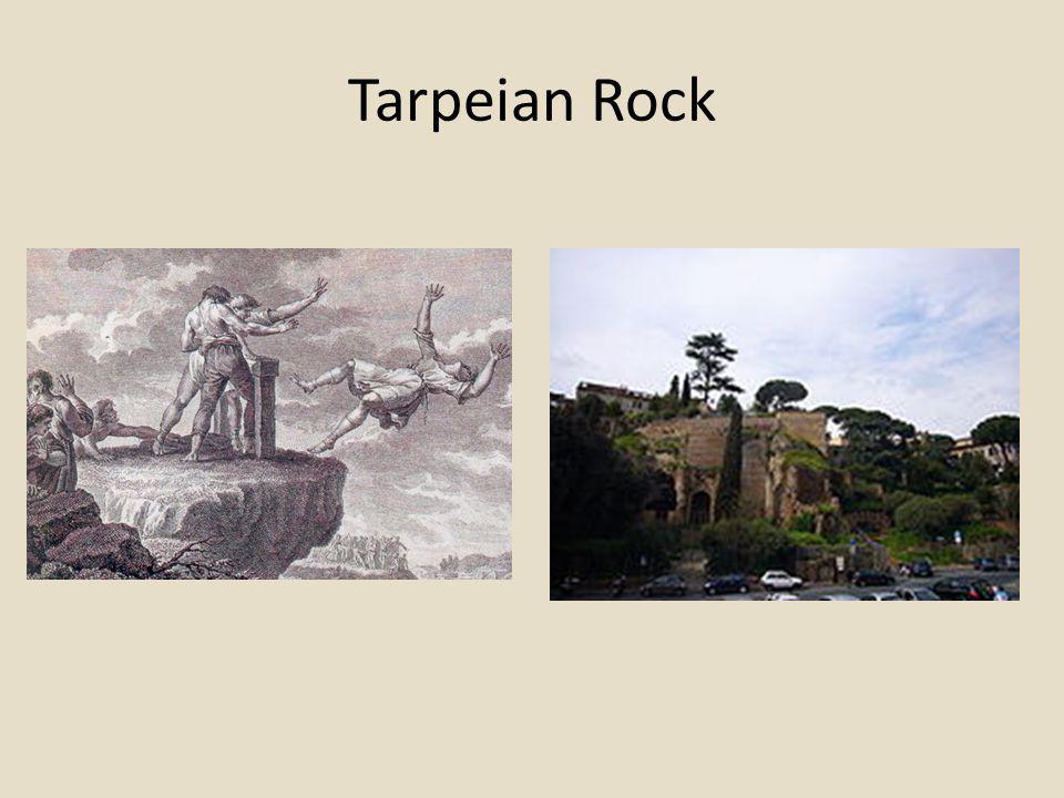 Tarpeian Rock