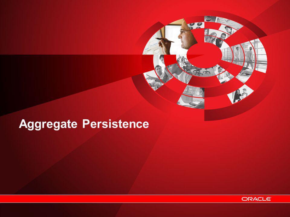 Aggregate Persistence