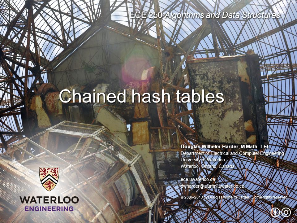 12 Chained hash tables Example The following is a list of the binary representation of each letter: – a is 1 and it cycles from there… a 01100001 n 01101110 b 01100010 o 01101111 c 01100011 p 01110000 d 01100100 q 01110001 e 01100101 r 01110010 f 01100110 s 01110011 g 01100111 t 01110100 h 01101000 u 01110101 i 01101001 v 01110110 j 01101010 w 01110111 k 01101011 x 01111000 l 01101100 y 01111001 m 01101101 z 01111010