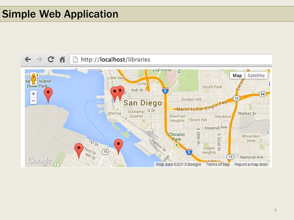 4 Simple Web Application