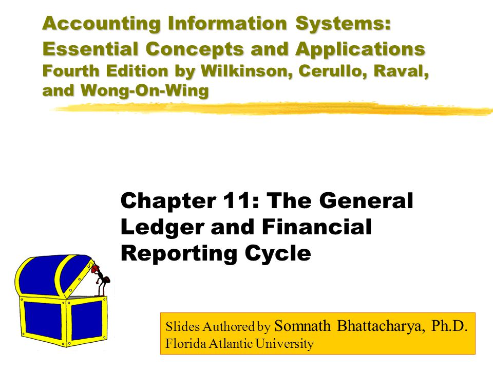 Accounting Information Systems: Essential Concepts and Applications Fourth Edition by Wilkinson, Cerullo, Raval, and Wong-On-Wing Chapter 11: The Gene