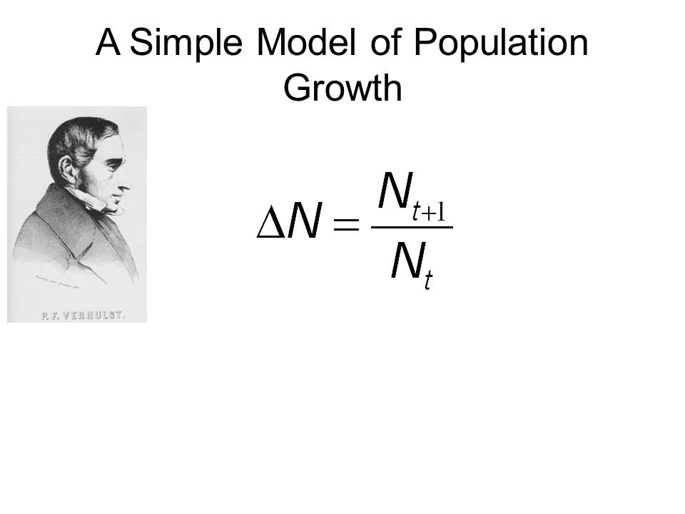 Estimate population growth in Age Structured Populations 2 Components – Birth and Death Birth: Death: