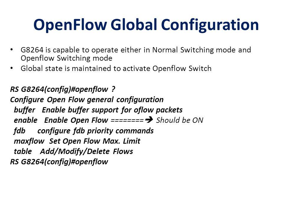 Port-Status: Add: 0 Delete: 0 Modify: 0 Packet-Out: 0 Flow-Mod: Add: 98750 Modify: 0 Modify-Strict: 0 Delete: 0 Delete-Strict: 0 Port-Mod: 0 Statistics-Request: Desc: 0 Flow: 0 Aggregate: 0 Table: 0 Port: 0 Statistics-Reply: Desc: 0 Flow: 0 Aggregate: 0 Table: 0 Port: 0 Barrier-Request: 0 Barrier-Reply: 0