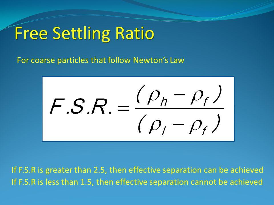 Dense Media Separation Heavy Liquids a.Tetrabromo-ethane (TBE)- S.G.