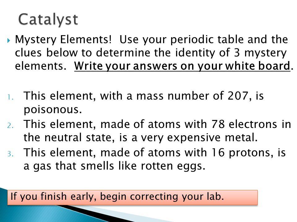 Atomic Symbol: Pb Atomic Number: 82 Mass Number: 207.2 207 Pb