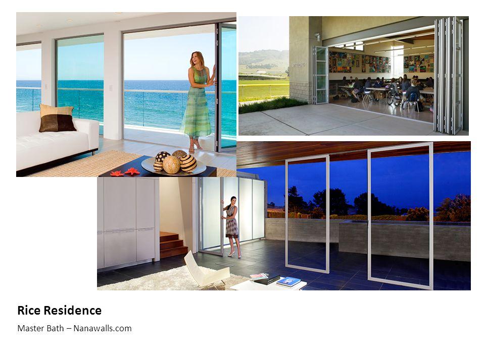 Rice Residence Master Bath – Nanawalls.com