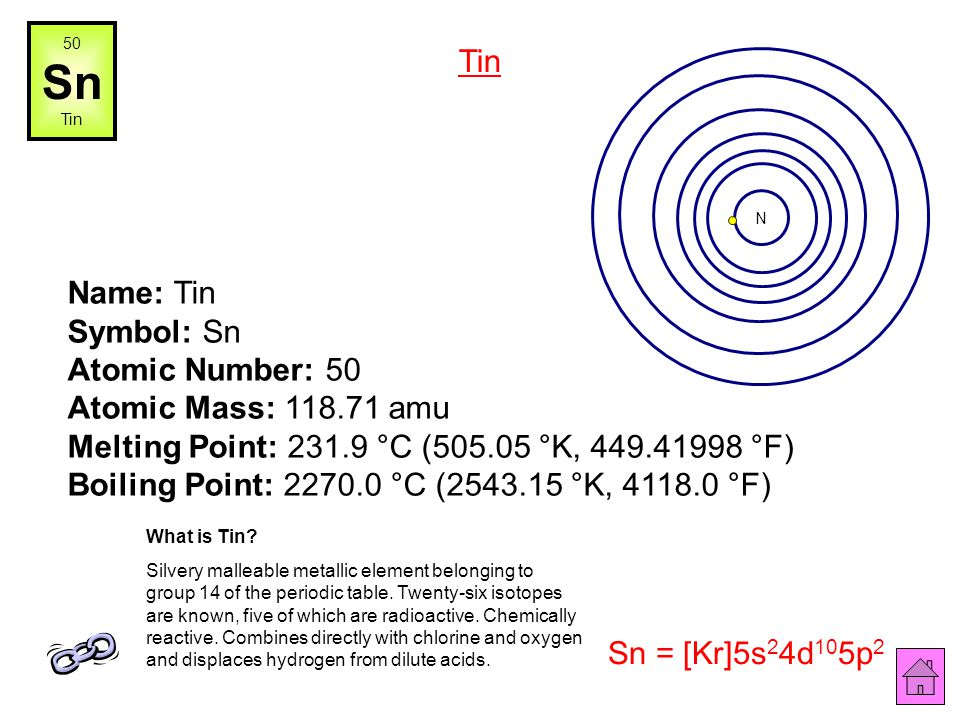 Name: Indium Symbol: In Atomic Number: 49 Atomic Mass: 114.818 amu Melting Point: 156.61 °C (429.76 °K, 313.898 °F) Boiling Point: 2000.0 °C (2273.15