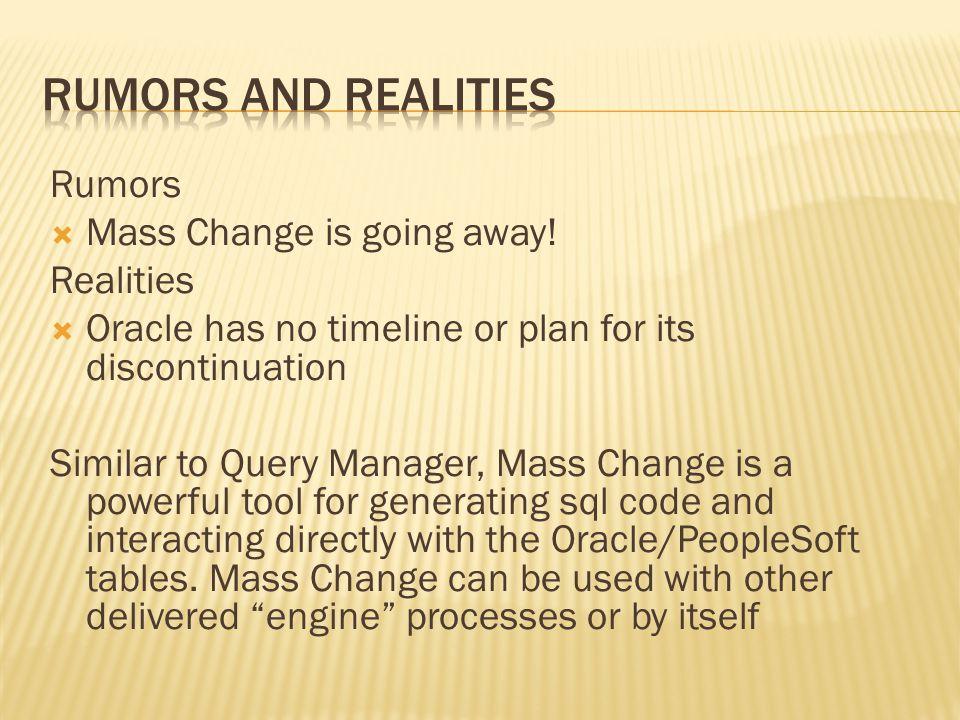 Define Actions/add custom SQL