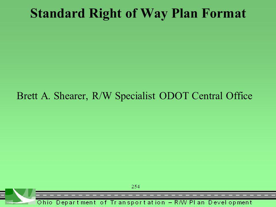 345 Summary of Additional Right of Way (Sht 4) 4E Owners Record