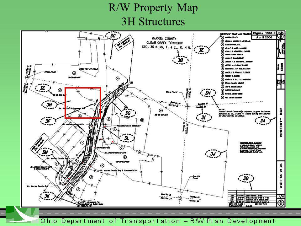 324 R/W Property Map 3H Structures