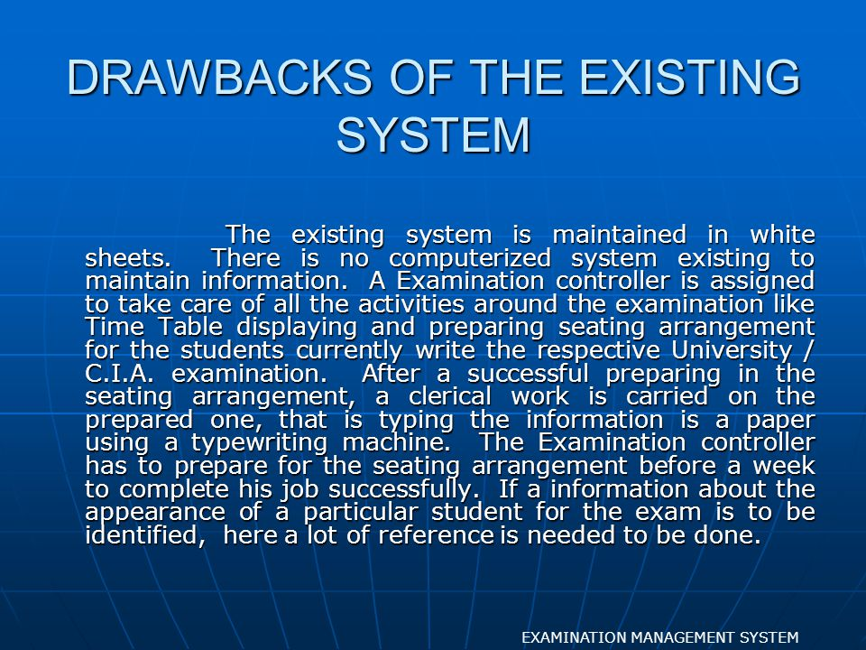 ADVANTAGES OF THE PROPOSED SYSTEM Less man power consumption.