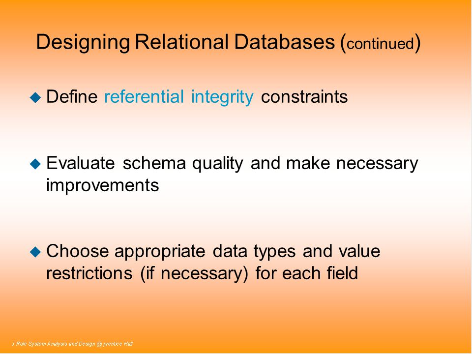 Relationship Between Data in Two Tables