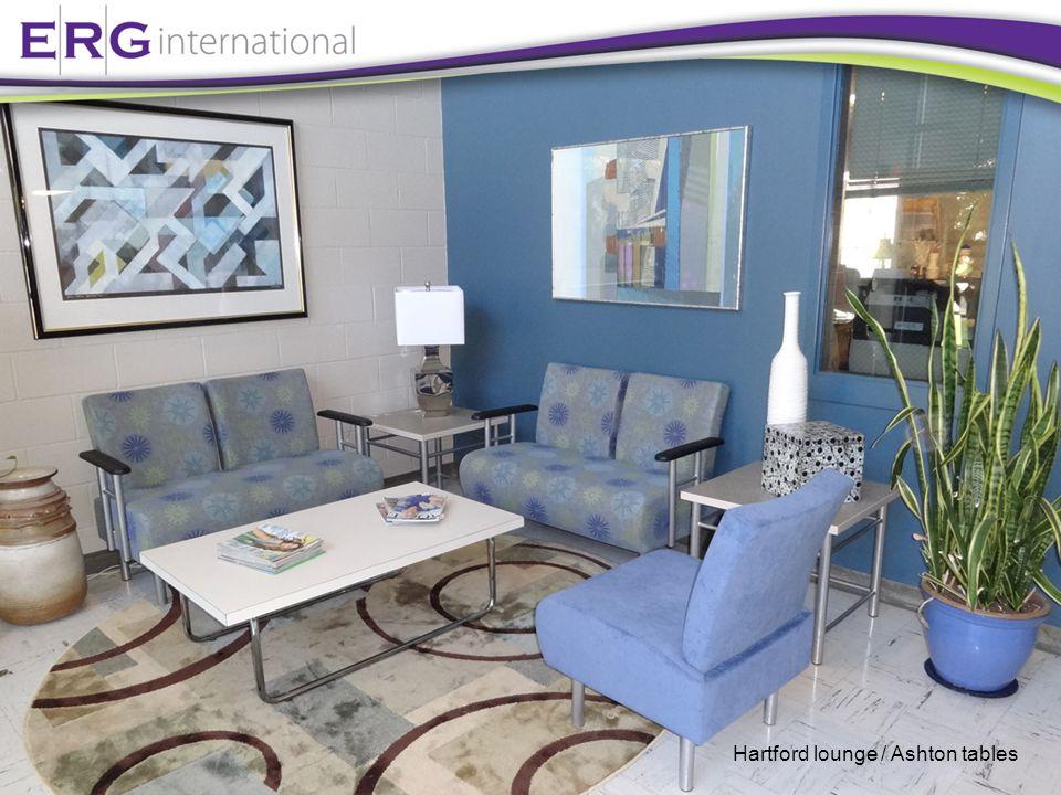 Hartford lounge / Ashton tables