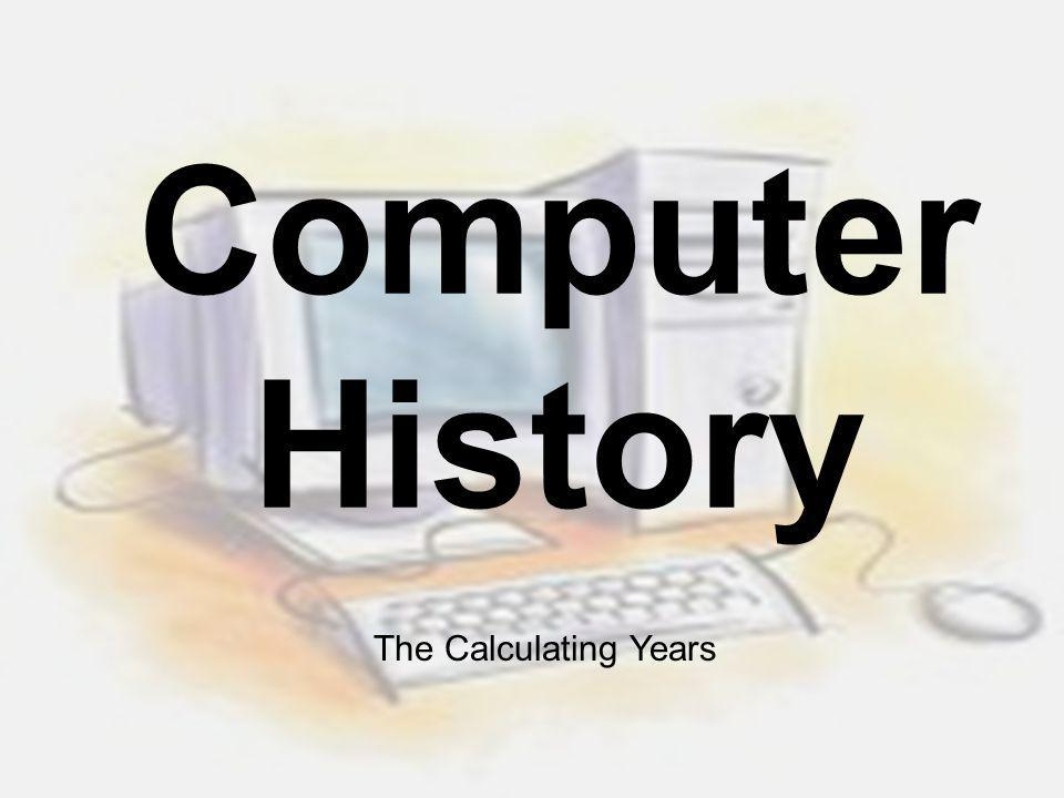 Early Calculating Machines Fingers & Toes Problems?