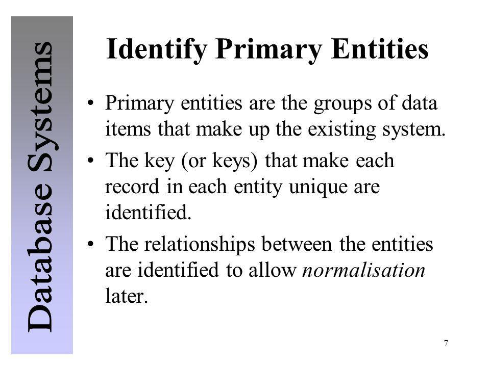 28 Relationships between fields Relationships between fields can be shown in the following format.
