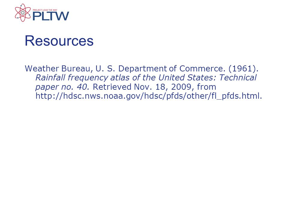 Resources Weather Bureau, U. S. Department of Commerce.