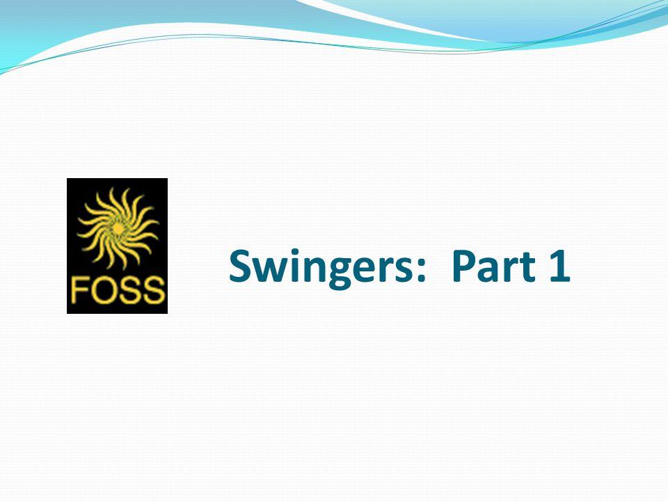 Swingers: Part 1