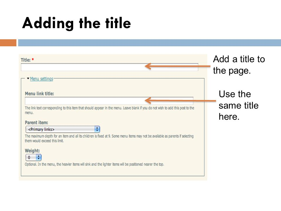 Attaching files Now your file is attached to your website, but it is not published yet.