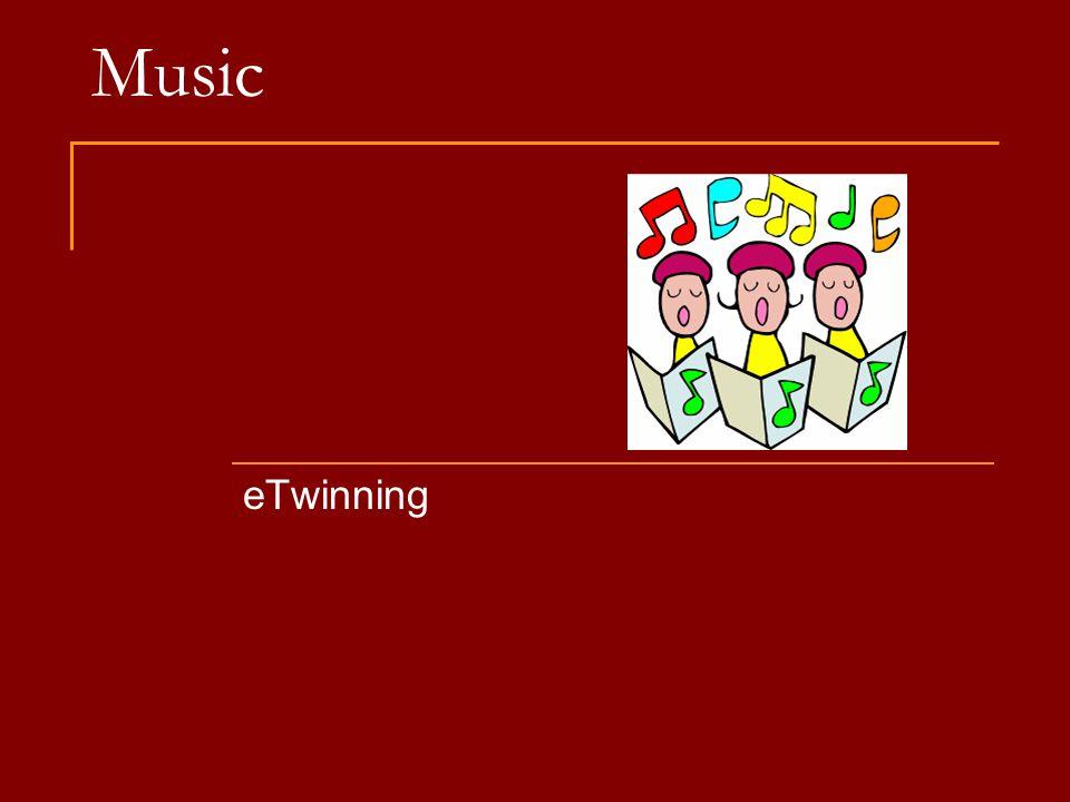 Music eTwinning