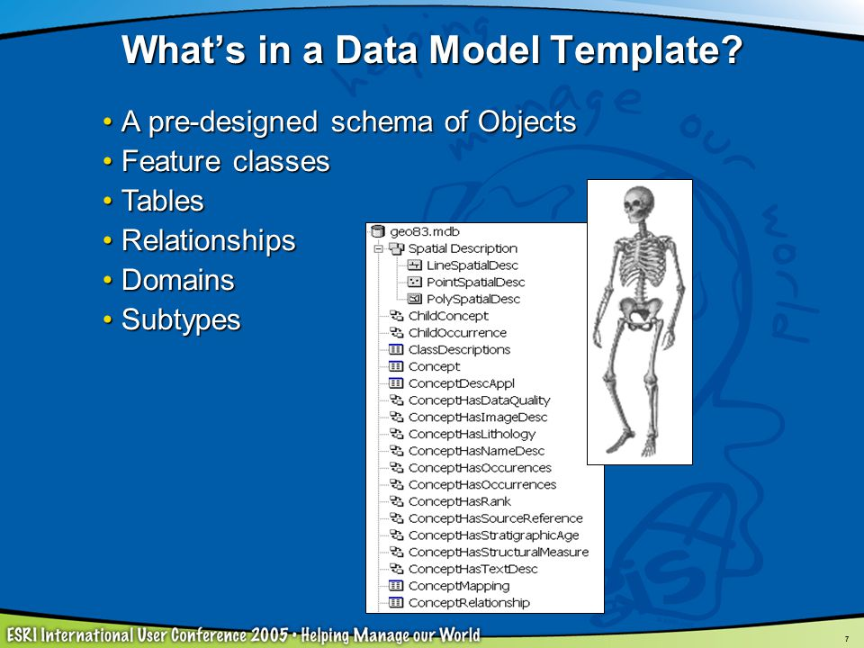 38 Demo Marine Data Model MeshPoint Example