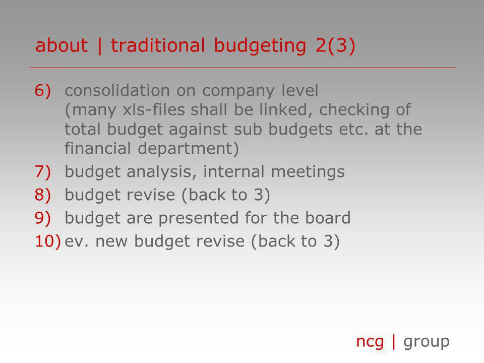 ncg | group 11)budget fixed.