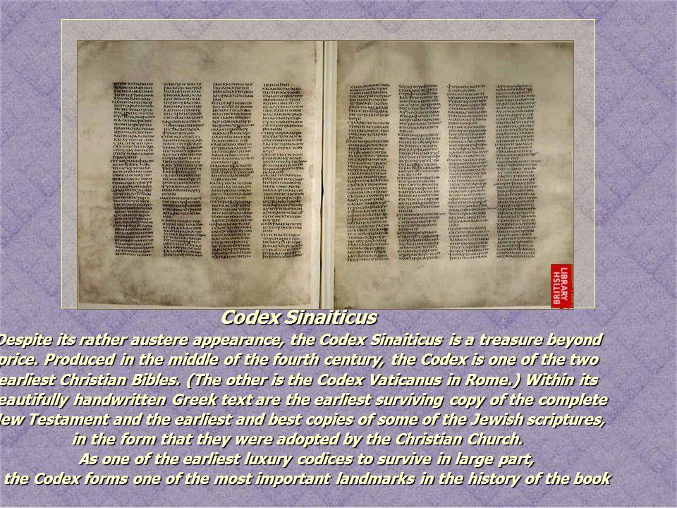 קודקס (Codex ) פירושו ספר.