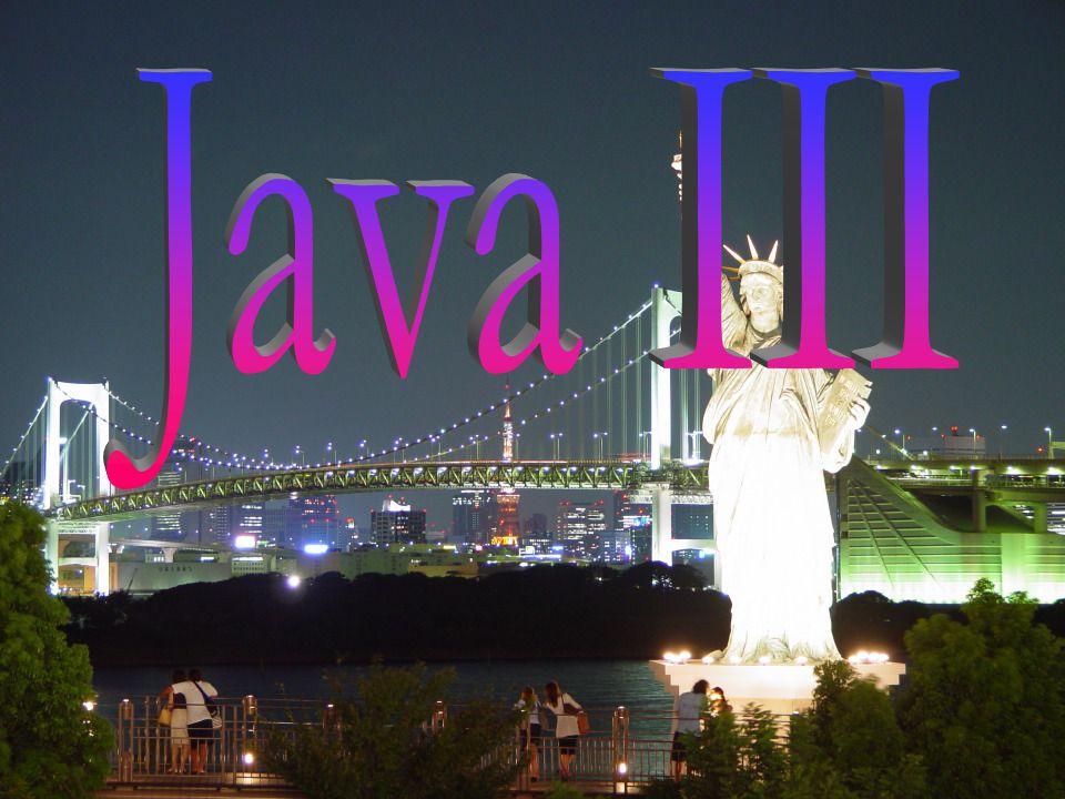 Java III--Copyright © 2007 Tom Hunter Written for Hibernate Version 3.2.2 Hibernate Object-Relational Mapping
