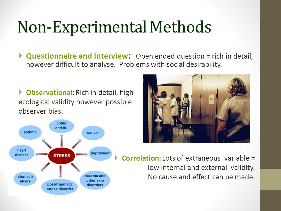 Sampling Methods You need to understand the implications of choosing the appropriate method for sampling