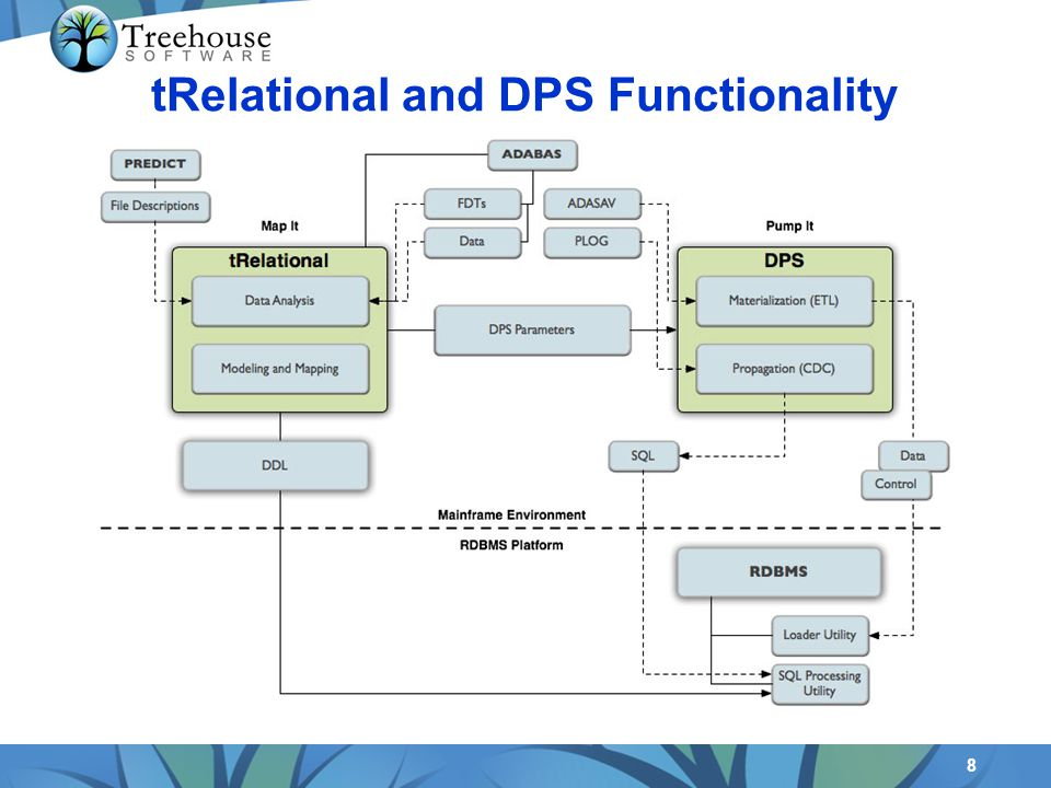 8 tRelational and DPS Functionality